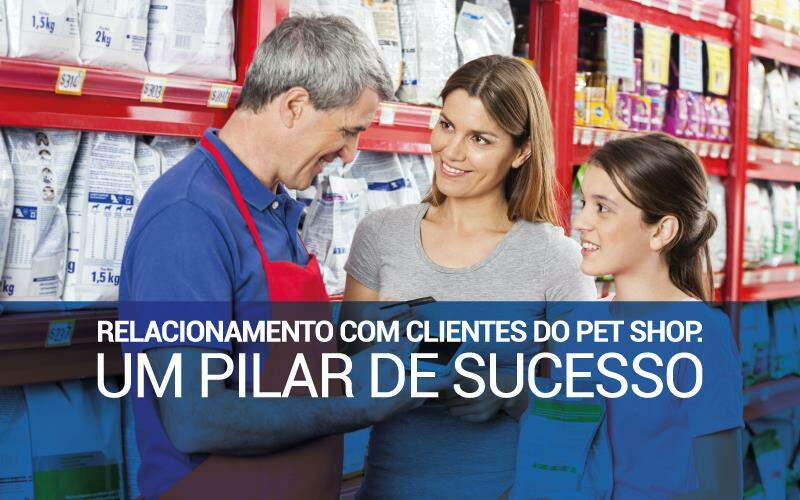 Relacionamento Com Clientes Do Pet Shop